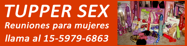 Banner Lanus Sex Shop